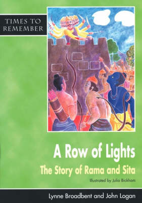 A Row of Lights: Pupils Book: Story of Rama and Sita - Times to Remember (Paperback)