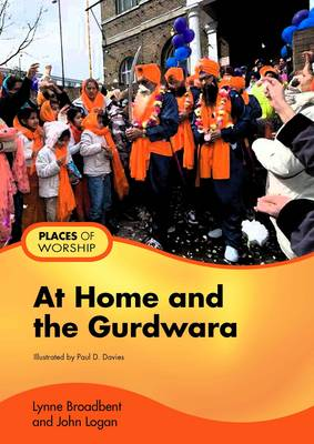 At Home and the Gurdwara - Places for Worship (Big book)