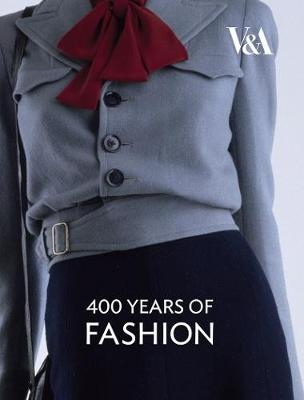 400 Years of Fashion (Paperback)