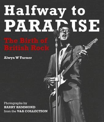 Halfway to Paradise: The Birth of British Rock (Hardback)