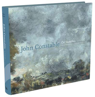 John Constable: Oil Sketches from the V&A (Hardback)