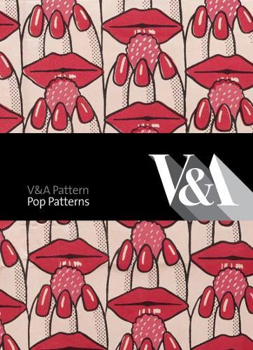 V&A Pattern: Pop Patterns (Hardback)