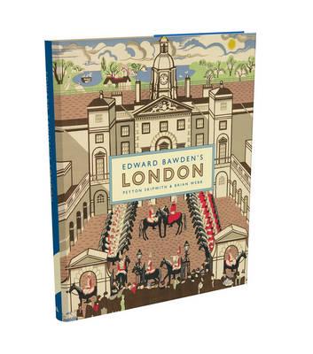 Edward Bawden's London (Hardback)