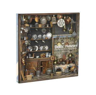 Dolls' Houses from the V&A Museum of Childhood (Paperback)