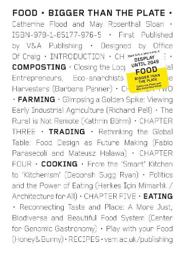 Food: Bigger Than The Plate (Paperback)