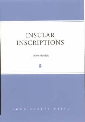 Insular Inscriptions (Hardback)