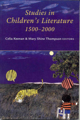 Studies in Children's Literature,1500-2000 (Hardback)