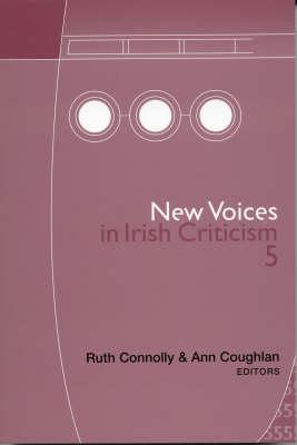 New Voices in Irish Criticism 5 (Paperback)
