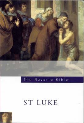 Navarre Bible: St Luke (Paperback)