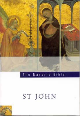 Navarre Bible: St John (Paperback)