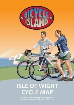 Bicycle Island (Sheet map, folded)