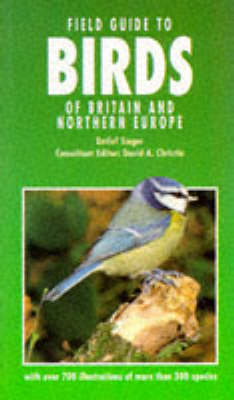 Field Guide to Birds of Britain and Northern Europe (Paperback)