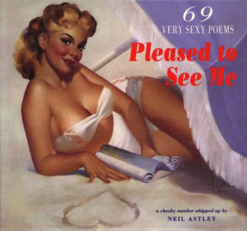 Pleased to See Me: 69 Very Sexy Poems (Paperback)