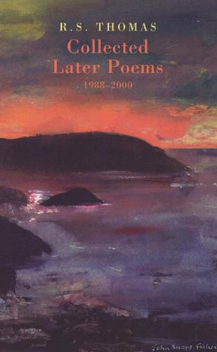 Collected Later Poems 1988-2000 (Paperback)