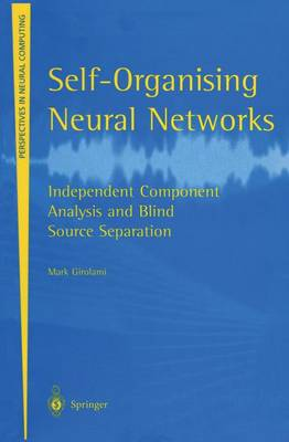 Self-Organising Neural Networks: Independent Component Analysis and Blind Source Separation - Perspectives in Neural Computing (Paperback)