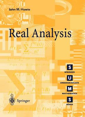Real Analysis - Springer Undergraduate Mathematics Series (Paperback)