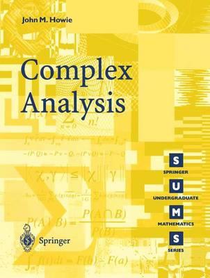 Complex Analysis - Springer Undergraduate Mathematics Series (Paperback)