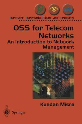 OSS for Telecom Networks: An Introduction to Network Management - Computer Communications and Networks (Paperback)