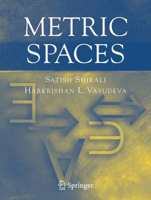 Metric Spaces (Paperback)