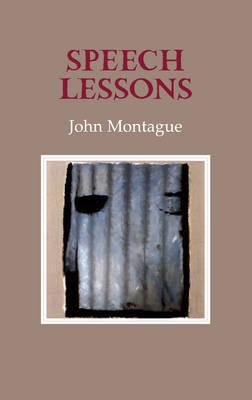 Speech Lessons (Paperback)