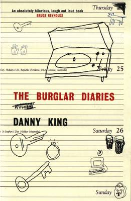The Burglar Diaries (Paperback)