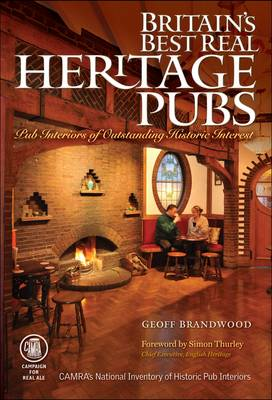 Britain's Best Real Heritage Pubs (Paperback)