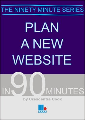 Plan a New Website in 90 Minutes - In 90 Minutes (Paperback)