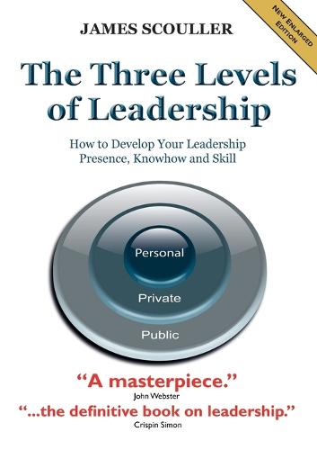 The Three Levels of Leadership: How to Develop Your Leadership Presence, Knowhow and Skill (Paperback)