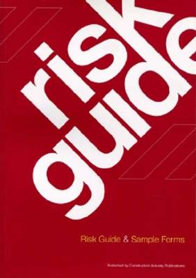 Risk Guide and Sample Forms (Paperback)