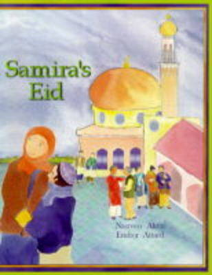 Samira's Eid in Albanian and English (Paperback)