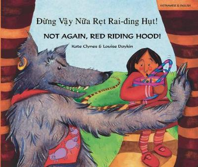 Not Again Red Riding Hood (Paperback)