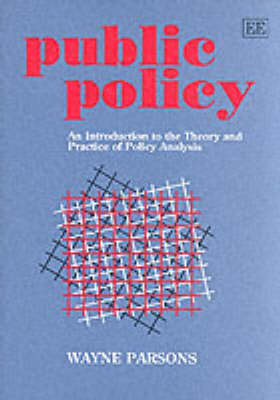 Public Policy: An Introduction to the Theory and Practice of Policy Analysis (Paperback)