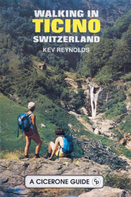 Walking in Ticino - Switzerland (Paperback)