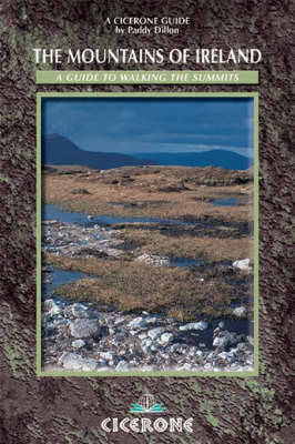 The Mountains of Ireland: A Guide to Walking the Summits (Paperback)