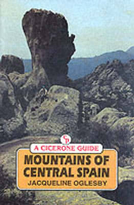 The Mountains of Central Spain (Paperback)