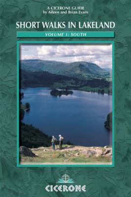 Short Walks in Lakeland Book 2: North Lakeland (Paperback)
