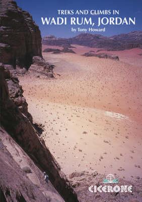 Treks and Climbs in Wadi Rum, Jordan (Paperback)