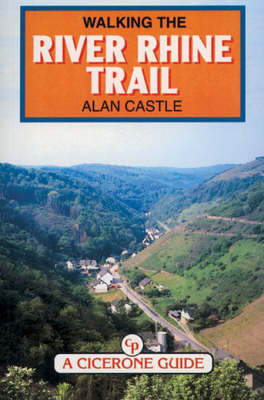 Walking the River Rhine Trail (Paperback)
