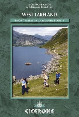 Short Walks in Lakeland Book 3: West Lakeland (Paperback)