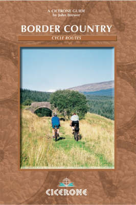 Border Country Cycle Routes (Paperback)