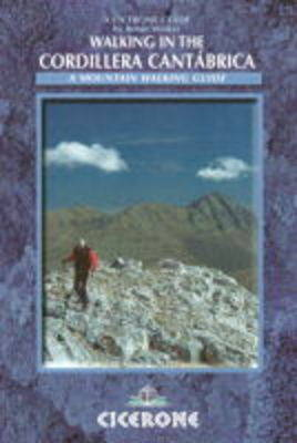 Walking in the Cordillera Cantabrica: A mountaineering guide (Paperback)