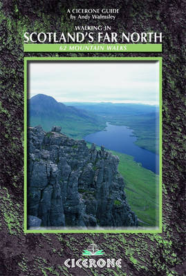 Walking in Scotland's Far North (Paperback)