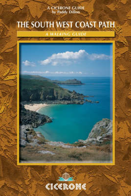 The South West Coast Path: From Minehead to South Haven Point (Paperback)