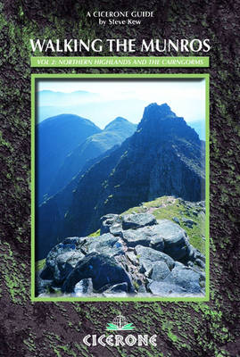 Walking the Munros Vol 2 - Northern Highlands and the Cairngorms (Paperback)