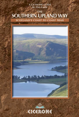 The Southern Upland Way (Paperback)