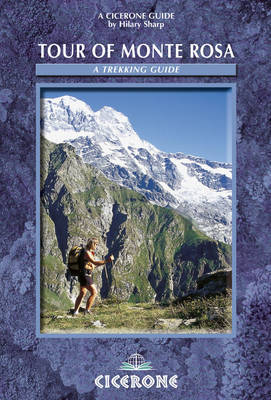 The Tour of Monte Rosa (Paperback)