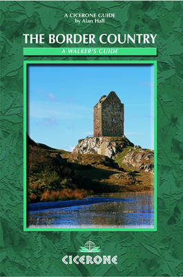 The Border Country: A Walker's Guide (Paperback)