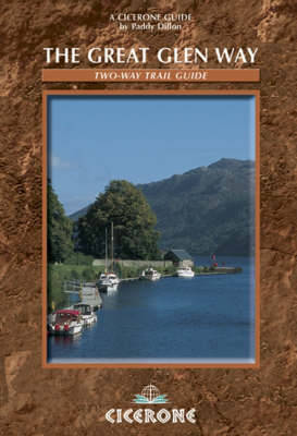 The Great Glen Way: Two Way Trail guide (Paperback)
