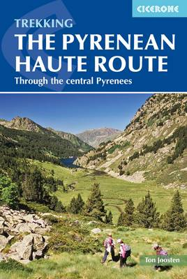 The Pyrenean Haute Route (Paperback)