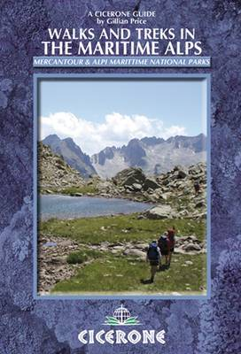 Walks and Treks in the Maritime Alps (Paperback)